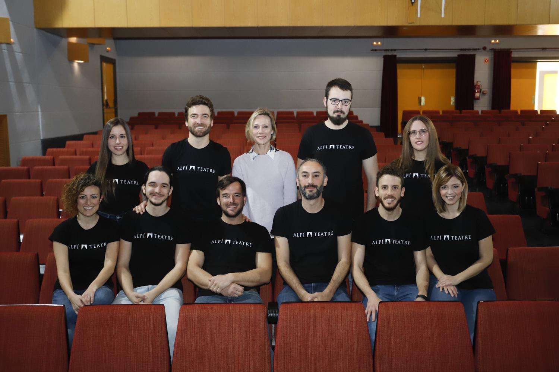 Alpí Teatre estrenará en la Mostra 'La dama duende', una  comedia de Calderón de la Barca