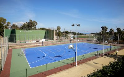 Diputación concede a l'Alfàs una subvención de 100.000 euros para cubrir la pista polideportiva