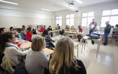 Profesores de toda la provincia aprenden en l'Alfàs a desarrollar proyectos de gamificación en el aula