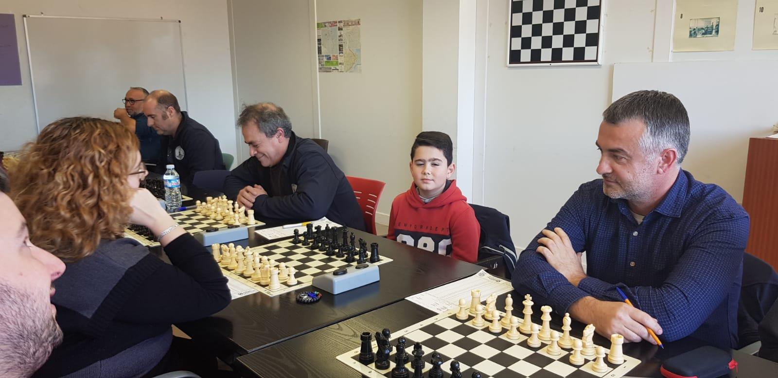 El  club de  ajedrez de l'Alfàs del Pi sigue destacando en las competiciones provinciales y autonómicas.