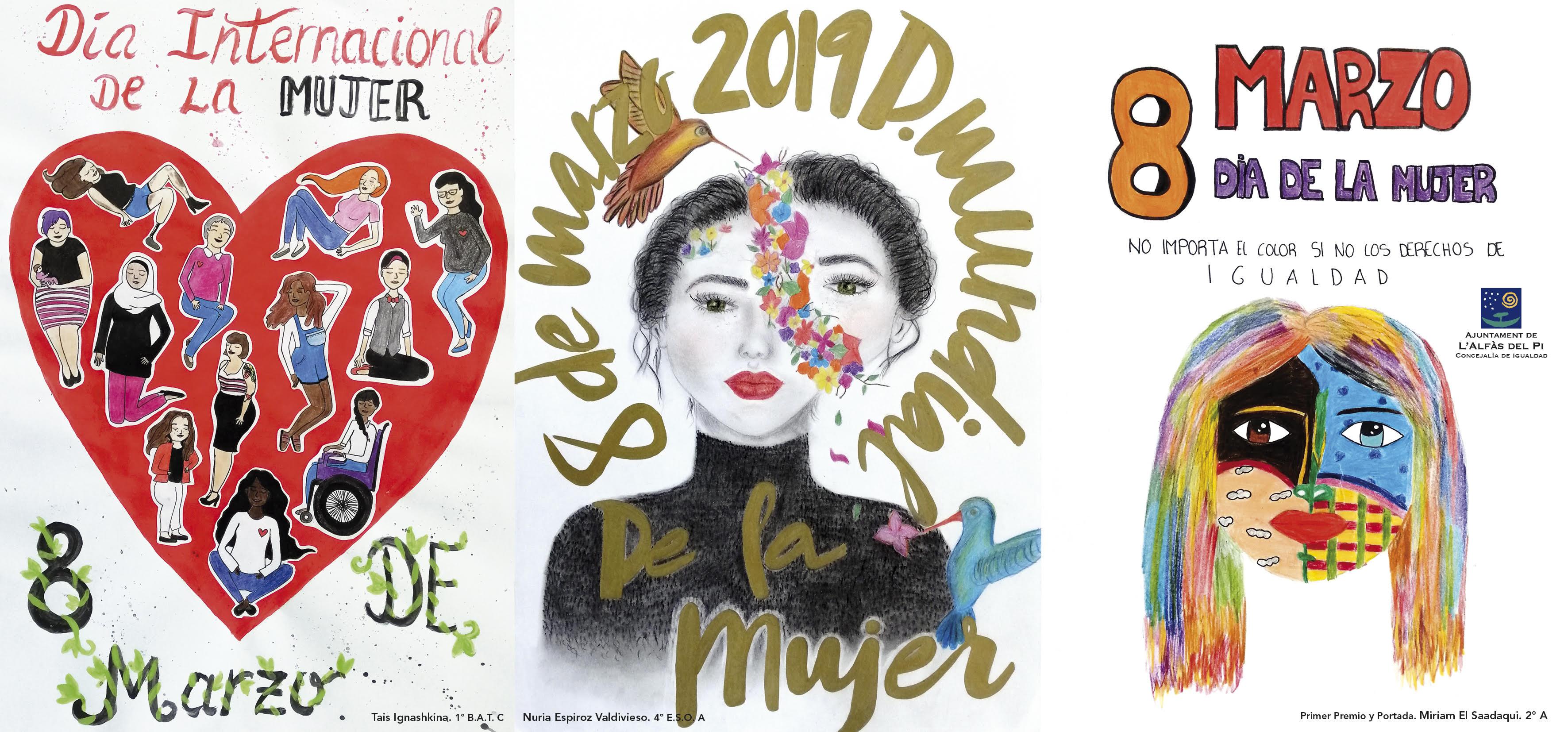 Este sábado arrancan los actos conmemorativos de la Semana de la Mujer en l'Alfàs del Pi