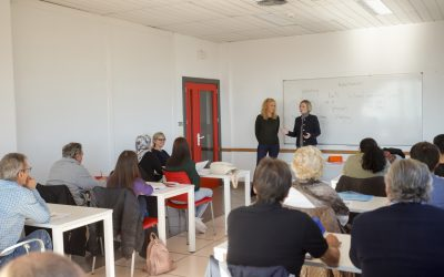 Pangea arranca sus cursos de inglés en la Casa de Cultura