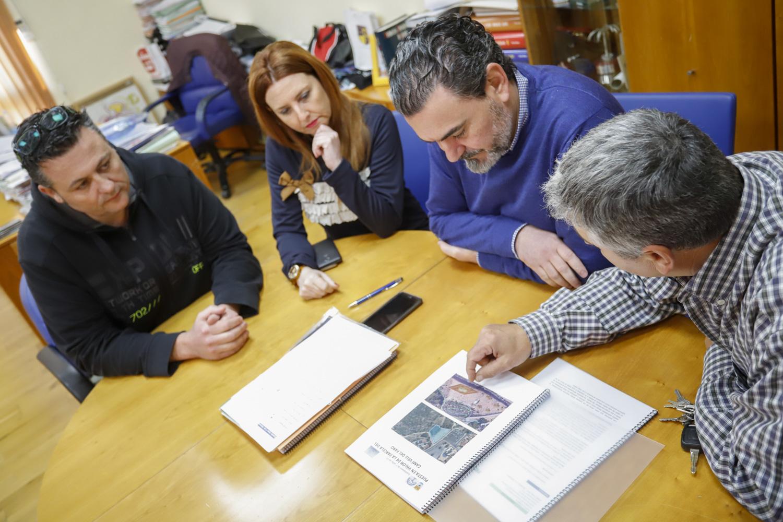 L'Alfàs estudia la apertura de un espacio para la educación ambiental en la entrada de la ruta al Faro de l'Albir