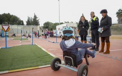 750 escolares de l'Alfàs participan en el programa municipal de educación vial