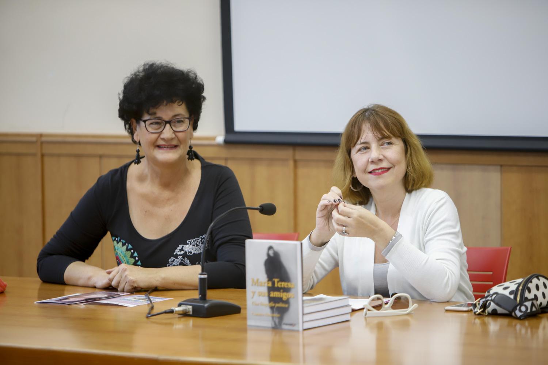La escritora Carmen Domingo y y la cantautora Lucía Socam abren la programación de la Semana de la Mujer