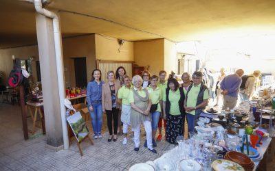 Friviling organiza su mercadillo solidario