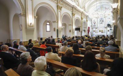 La misa en honor al patrón de l'Alfàs del Pi cierra las fiestas de San José