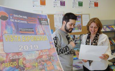 Juventud abre el plazo de inscripción para el viaje al IX Salón del Manga y Cultura Japonesa de Alicante