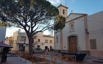 L'Alfàs plantará en abril un nuevo pino en la plaza Mayor