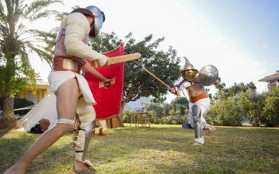 Más de medio millar de personas disfrutan en la Villa Romana de l'Albir del FESTVM ALONIS