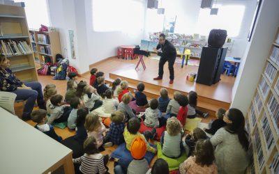 Más de 1.500 alumnos participan este año en l'Alfàs en la Campaña Municipal de Animación Lectora