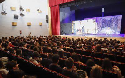 Continúa la Campaña de Animación Lectora de l'Alfàs con teatro en inglés