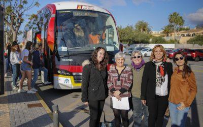 50 alumnas del IES L'Arabí de l'Alfàs participan en el proyecto 'Quiero ser ingeniera'