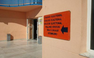 Un total de 8.016 personas están llamadas a las urnas en l'Alfàs del Pi el próximo domingo
