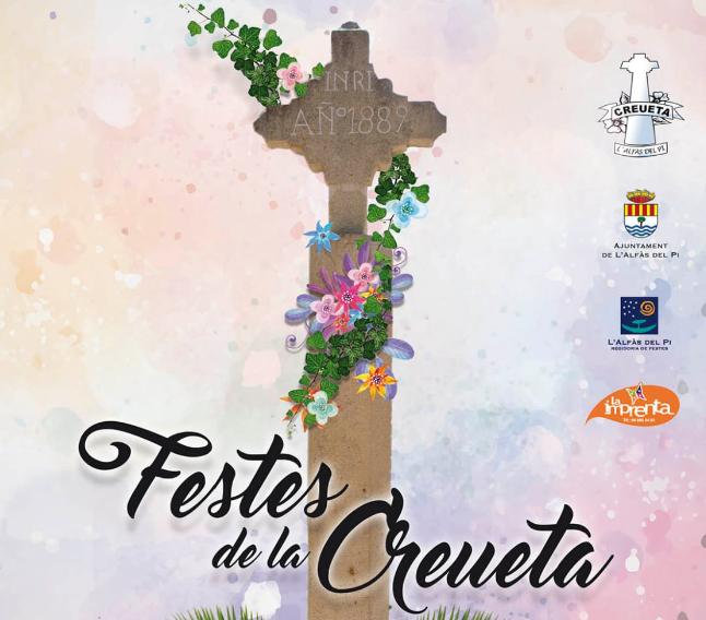 L'Alfàs vivirá este fin de semana las fiestas de la Creueta en el barrio de La Ferrería