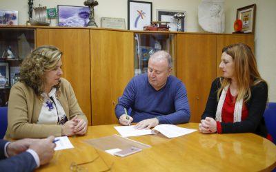 La Sociedad de Conciertos de Música Clásica y el ayuntamiento de l'Alfàs del Pi renuevan su convenio de colaboración