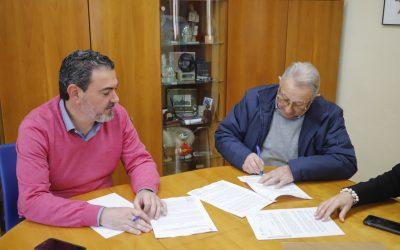 La Asociación de Jubilados de l'Albir y el Ayuntamiento de l'Alfàs renuevan su convenio de colaboración