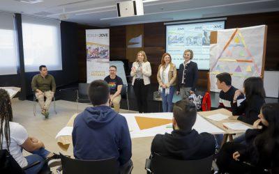 El III Forum Jove de l'Alfàs del Pi ve nacer la figura del 'Embajador juvenil de buena voluntad'