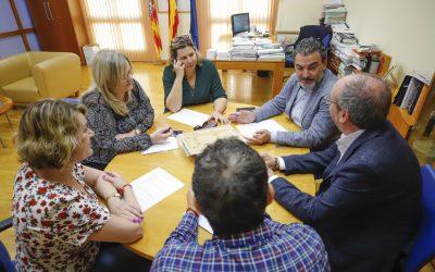 El Ayuntamiento de l'Alfàs y APSA favorecen la formación e inserción laboral de las personas con discapacidad