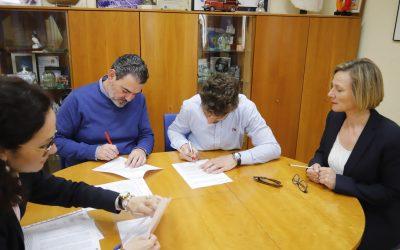L'Alfàs renueva la colaboración con Alpí Teatre para el fomento del teatro joven