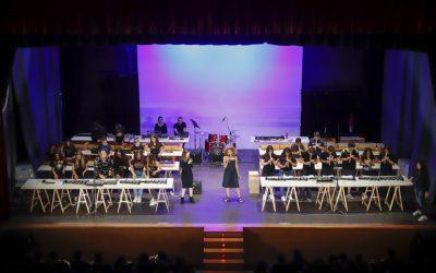El alumnado del IES L'Arabí ofrece dos conciertos de fin de curso en la Casa de Cultura