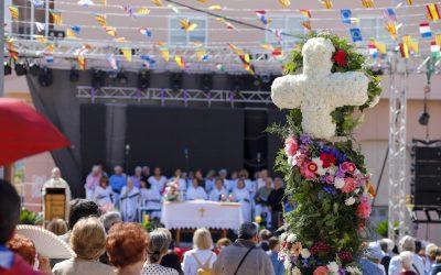 L'Alfàs celebró este fin de semana las tradicionales fiestas de la Creueta