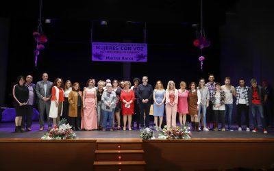 Mujeres con voz celebra su primer aniversario con una gala en la que recibió el cariño y apoyo de toda la sociedad