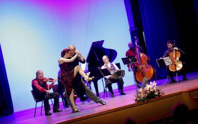 La Sociedad de Conciertos de Música Clásica encara el periodo veraniego con un recital de tangos