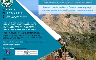 Serra Gelada conmemora el Día Europeo de los Parques con dos visitas guiadas