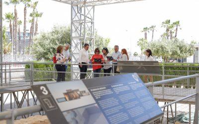 El sector oriental de la Villa Romana de l'Albir y el Molí de Mànec serán visitables gracias a los Fondos FEDER