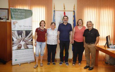 El Festival de Coros de l'Alfàs dona 1.200 euros a AFA Marina Baixa