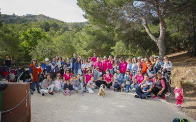 L'Alfàs ha acogido el Encuentro 'Porteando en familia' organizado por las matronas de la Marina Baixa
