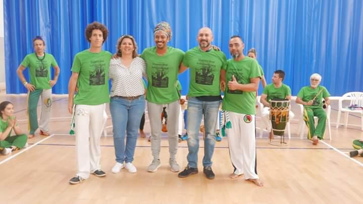 Este fin de semana se celebró el  7º encuentro Internacional de Capoeira en l'Alfàs del Pi y Benimantell.