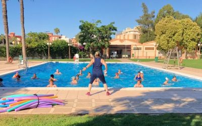 El Gimnasio del Polideportivo de l'Alfàs abre el plazo de inscripción para el Aquagym
