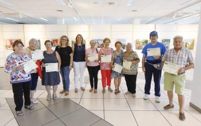 Finaliza el programa municipal de Formación Básica para  Adultos