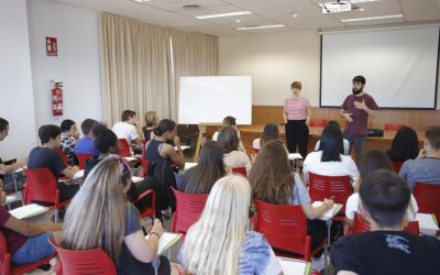 Un total de 25 jóvenes participaron en el curso de manipulador de alimentos