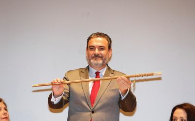 Vicente Arques inicia su cuarta legislatura como alcalde de l'Alfàs del Pi