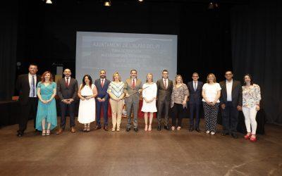 Arques inicia la legislatura con el reparto de concejalías entre su equipo de Gobierno