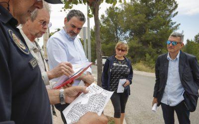 El Ayuntamiento de l'Alfàs implantará el alumbrado público en la urbanización Belmonte