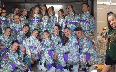 El estudio de Danza de l'Alfàs del Pi, Variance, consigue el subcampeonato  autonómico de Danzas Urbanas .
