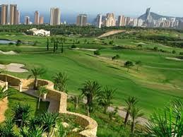 Este fin de semana se juega la  Melia l'Alfàs International Golf Cup.