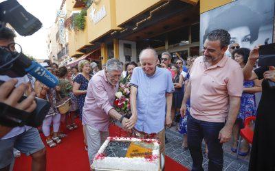 El Cine Roma celebró su 40 aniversario con la proyección de 'Roma'
