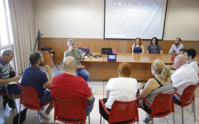 Arranca en l'Alfàs un curso de la UA para aprender a hacer vídeos con el móvil