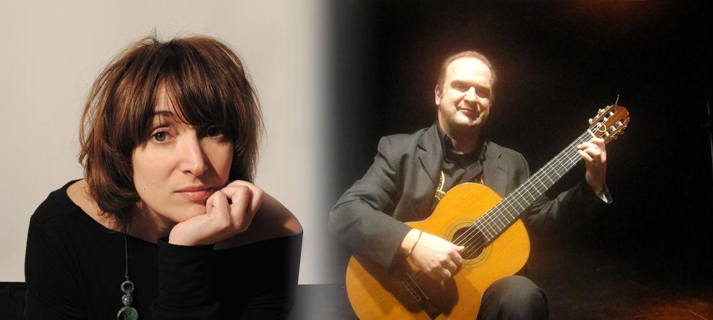Martegiani & Di Fulvio Duo actuarán este viernes en l'Alfàs dentro del ciclo 'Concerts a la lluna de l'Albir'