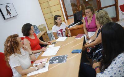 L'Alfàs acogerá la manifestación '20S. Ilumina la Noche de Violeta' contra la violencia de género