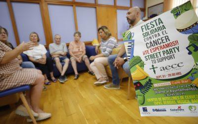 Giving 4 Giving dona 1000 € para la fiesta que este domingo se celebra en l'Alfàs para recaudar fondos contra el cáncer