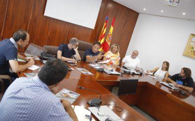 El Ayuntamiento de l'Alfàs acoge una reunión informativa sobre la Xylella fastidiosa