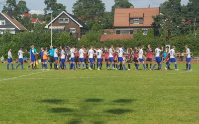 El equipo cadete del CF l'Alfàs del Pi eliminado  la Norway Cup en cuartos de final