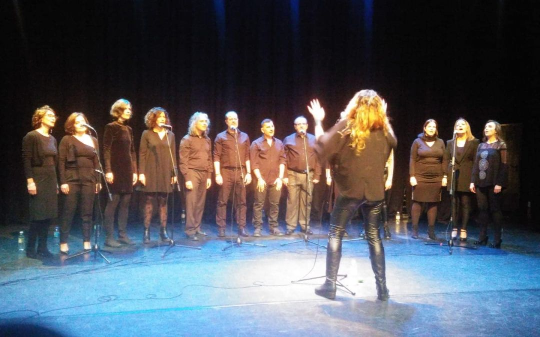 El Gospel llega al Estiu Festiu de la mano de Rebeca Roods  Black Light Gospel Choir