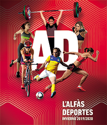 Folleto Actividades Deportivas Invierno 2019